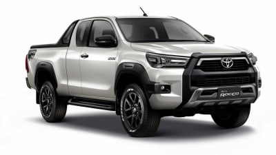 Is this the 2021 Toyota Hilux Rogue?