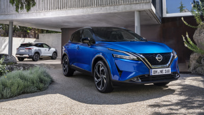 New Nissan Qashqai confirmed for Australia in early 2022