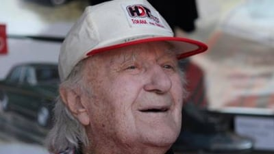 Vale Harry Firth: Australian Motorsport Legend Dies, Aged 96
