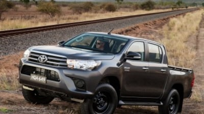 Toyota HiLux first drive review