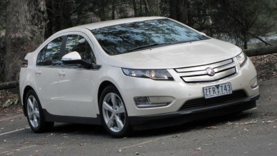 2013 Holden Volt First Drive Review