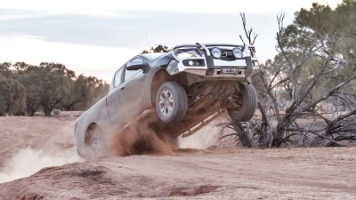2015 Mazda BT-50 Review | XTR Freestyle Outback Test Pt 1- Just How Tough Is This Rig?