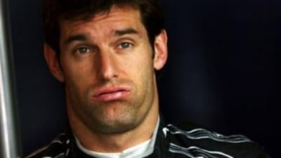 F1: Webber Without 2010 Contract; Donington Park Contract Extended