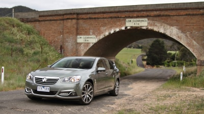 2015 Holden VFII Calais V Sportwagon Review – The Power And The Glory