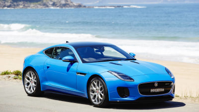 2018 Jaguar F-Type Four-Cylinder First Drive