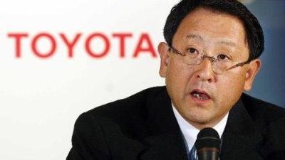 Akio Toyoda, Grandson Of Toyota Founder, To Become Toyota President
