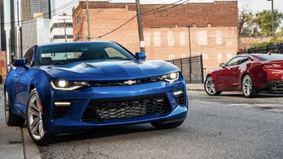 HSV Chevrolet Camaro priced from $85,990