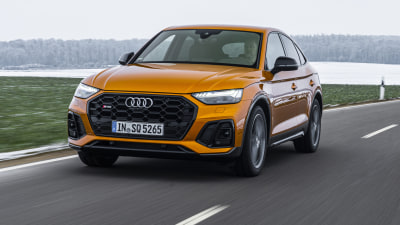 2021 Audi SQ5 Sportback price and specs