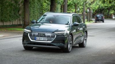 2021 Audi E-Tron 50 Quattro review