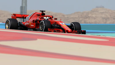 Can Vettel make it a hat-trick?