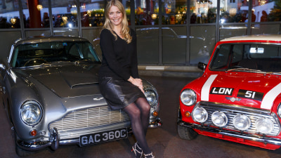 BBC Pursuing Model Jodie Kidd For Top Gear Top Job: Report