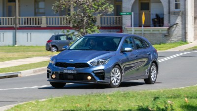 Kia Cerato 2019 new car review