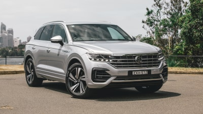 2021 Volkswagen Touareg 210TDI R-Line review