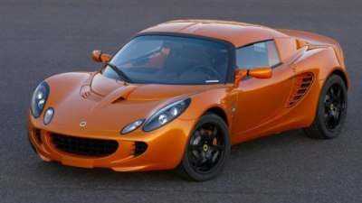 2008 Lotus Elise S 40th Anniversary special