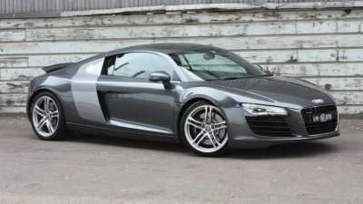 2009 Audi R8 Road Test Review