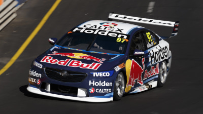 Van Gisbergen leads Supercars Championship