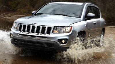2011 Jeep Compass Not Planned For Australia