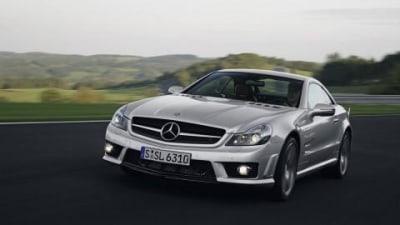 Mercedes-Benz SL 63 AMG and SL 65 AMG