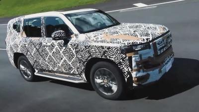 2022 Toyota LandCruiser 300 Series: How it stayed secret during development