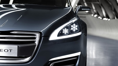 2010 Peugeot 5 By Peugeot Previews Upcoming 508