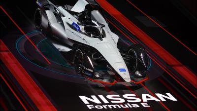 Nissan reveals Formula E entry