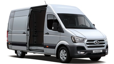Hyundai H350 Van Revealed