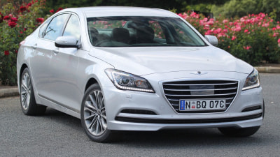 2015 Hyundai Genesis Review: Surprise Value, Power And Performance