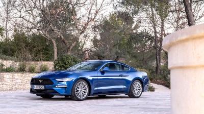 Full details: 2019 Ford Mustang Ecoboost