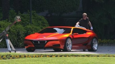 BMW M1 Concept a stunner - first pictures