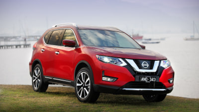 Nissan X-Trail Range Review