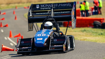 Australian University Students Vie To Become Red Bull F1 Team Members
