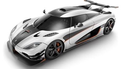 Koenigsegg Planning Camshaft-less Engine, Four-Door Model: Report