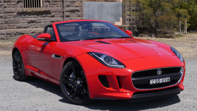 2014 Jaguar F-TYPE V6 Review