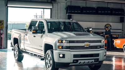 Chevrolet Silverado To Muscle Into HSV Showrooms In 2018