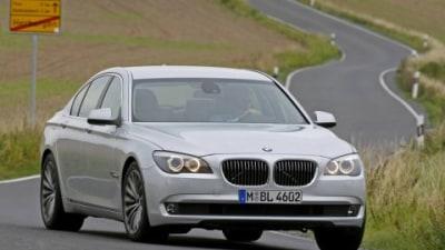 2009 BMW 730d Coming To Australia
