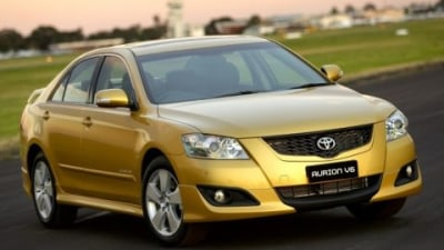 Toyota Australia Will Weather The Storm