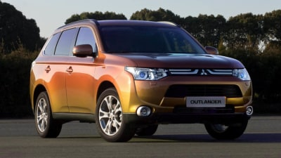 2013 Mitsubishi Outlander Bound For Geneva, Plug-in EV Confirmed