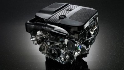Mercedes Benz reveals new range of four cylinder diesels