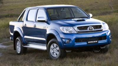 2009 HiLux Workmate Automatic Models Feature In New HiLux Range