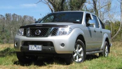 2012 Nissan Navara First Drive Review