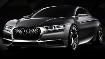 DS To Launch New Flagship Sedan In 2018