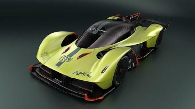Aston Martin to bring back the Vanquish