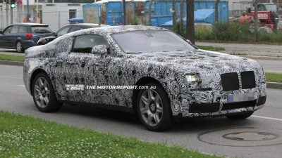 Rolls-Royce Wraith Coupe Announced, Geneva Unveiling Planned