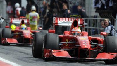 F1: Ferrari Announces Intentions To Quit