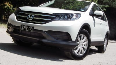 2013 Honda CR-V Launch Review