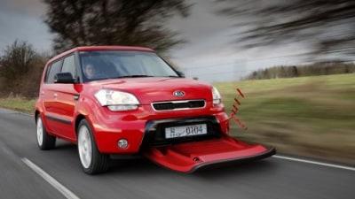 Wind-Assisted Kia Soul Improves Fuel Economy, Brake Pad Wear