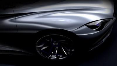 Infiniti Electric Sports Car Set For Geneva Debut: Video