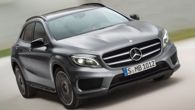 Mercedes-Benz CLA   GLA Recalled For Airbag Issues