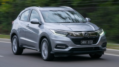 Honda HR-V VTi-S 2018 Review