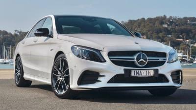 Mercedes-AMG C43 sedan 2018 new car review